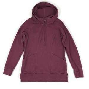 The North Face Womens Om ½ Zip Pullover Size Small